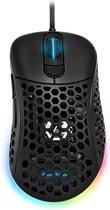 Sharkoon Light² 200 muis USB Type-A Optisch 16000 DPI Rechtshandig