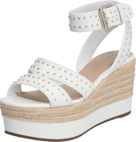 | Guess sandalen met riem Wit 37