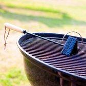 BBQ Brandijzer Zegel    Barbecue Stempel