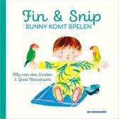 Fin & Snip 6 -   Sunny komt spelen