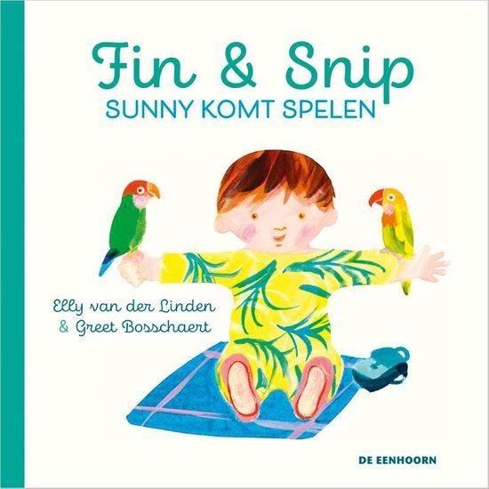 Fin & Snip 6 - Fin en Snip 6 - Sunny komt spelen