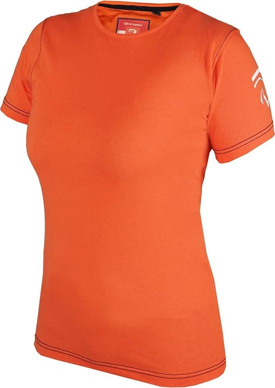 Knhs T-shirt Kids  - Orange - 128