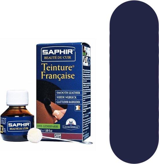 Saphir Teinture Francaise - schoenverf marineblauw - One size