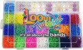 Loom Twister Loombox 2500 Loombandjes Multicolor