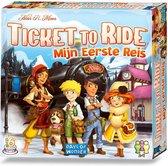 Afbeelding van Ticket to Ride Mijn Eerste Reis - Bordspel speelgoed