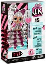 L.O.L. Surprise J.K. Doll Diva - Minipop