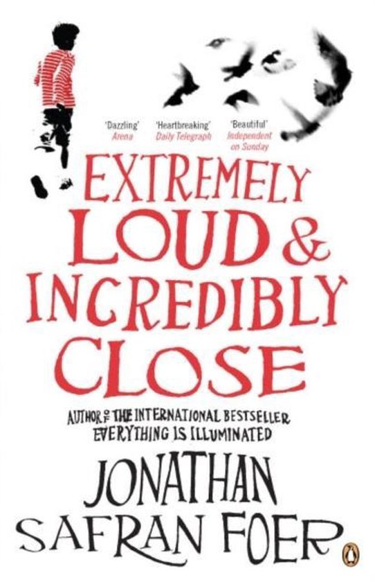 Omslag van Extremely Loud & Incredibly Close