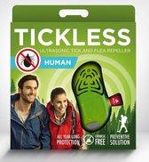 Tickless Teek en Vlo afweer - voor mens - Groen