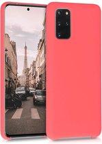 Samsung Galaxy S20 Ultra TPU siliconen hoesje zachte flexibele rubberen - Rood