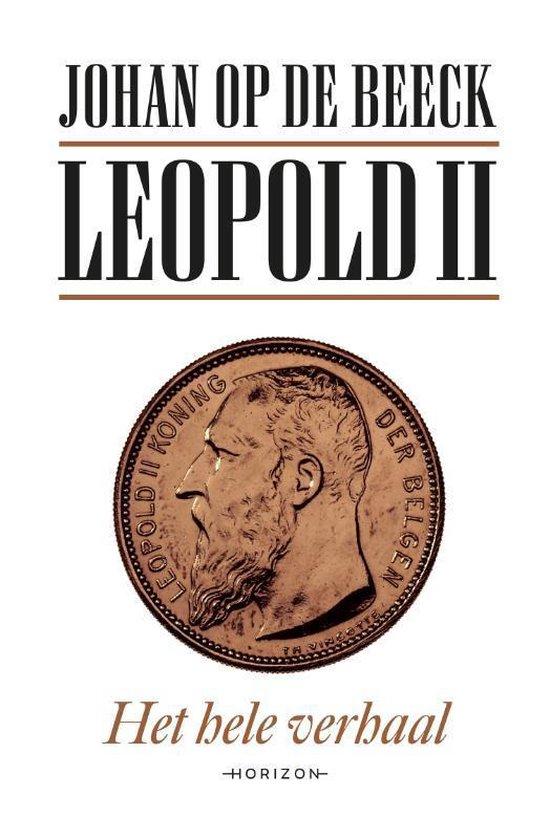 Boek cover Leopold II van Johan op de Beeck (Hardcover)