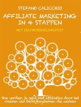 Affiliate marketing in 4 stappen