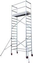 Basic rolsteiger 90x250x6,2m werkhoogte