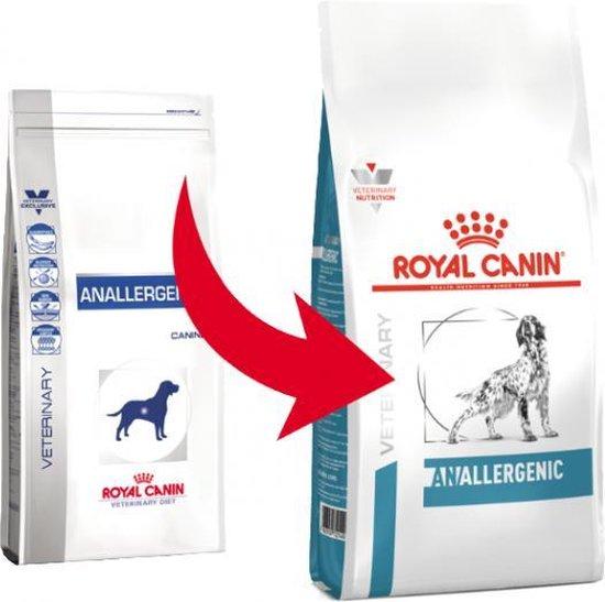 Anallergenic - Hondenvoer - 8 kg