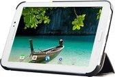 Samsung Galaxy Tab 3 7.0 T210 Tablet Slim Smart Case, zwart , merk i12Cover
