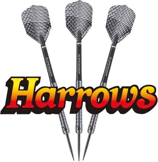 Thumbnail van een extra afbeelding van het spel Harrows Steeltip Supergrip 22 GR - 90% Tungsten