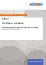 Boek cover Mobilität um jeden Preis van M. Klems