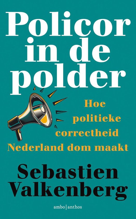 Boek cover Policor in de polder van Sebastien Valkenberg (Paperback)
