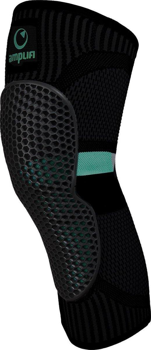 Amplifi MKX kniebeschermers black / turquoise