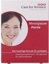 Care for Women Menopauze Forte - 60 Capsules - Voedingssupplement