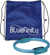 Bluefinity pilates ring 39 cm - yoga ring - fitness ring buik - weerstandsring voor benen