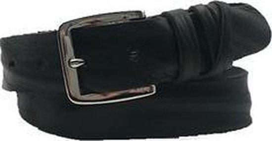 Zwarte riem - MasterLux Black  Dames riem - Broekriem Dames - Dames riem -  Dames riemen - heren riem - heren riemen - riem - riemen - Designer riem - luxe