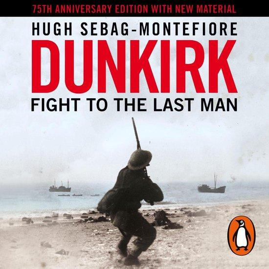 Boek cover Dunkirk van Hugh Sebag-Montefiore (Onbekend)