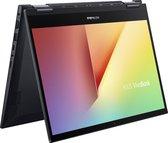 ASUS VivoBook Flip 14 TM420IA-EC042T - 2-in-1 Laptop - 14 inch - Zwart