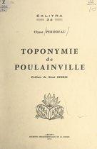 Toponymie de Poulainville
