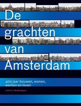 Boek cover De grachten van Amsterdam van Koen Kleijn