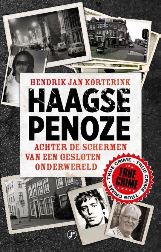 Boek cover Haagse penoze van Hendrik Jan Korterink (Paperback)