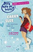 Boek cover Omnibus Dat heb ik weer! deel 1+2+3+4+5 Met superleuke testjes en blogs van Britt van Carry Slee