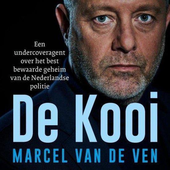 Boek cover De Kooi van Marcel van de Ven (Onbekend)