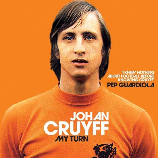 Boek cover My Turn van johan cruyff (Onbekend)