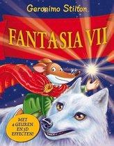 Boek cover Fantasia VII -   Fantasia VII van Geronimo Stilton (Hardcover)