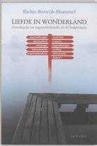 Boek cover Liefde in Wonderland van R. Boswijk-Hummel (Paperback)