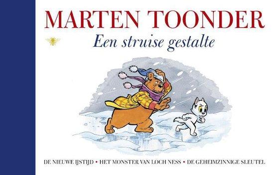 Boek cover Alle verhalen van Olivier B. Bommel en Tom Poes 8 -   Een struise gestalte van Marten Toonder (Hardcover)