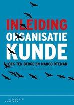Boek cover Inleiding organisatiekunde van Loek ten Berge