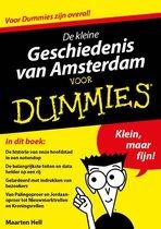 Voor Dummies  -   De kleine geschiedenis van Amsterdam voor Dummies