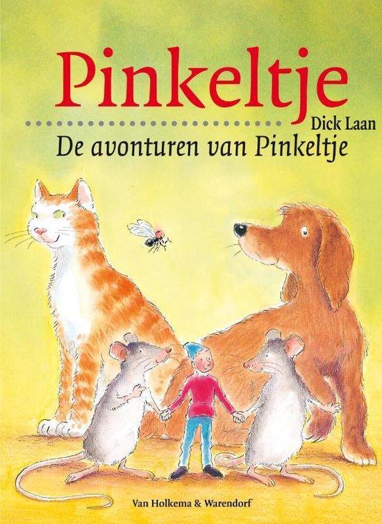 Boek cover Pinkeltje 1 -   Avonturen van Pinkeltje van Dick Laan (Paperback)