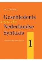 Geschiedenis van de Nederlandse syntaxis