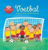 Prentenboek Willewete  -   voetbal