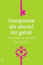 Boek cover Compassie als sleutel tot geluk van Monique Hulsbergen (Paperback)