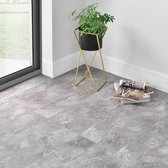 Design PVC laminaat zelfklevend 3,92 m² Slate Grey Oak