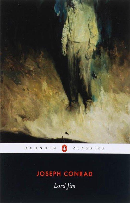 Boek cover Lord Jim van Joseph Conrad (Paperback)
