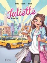 Omslag Juliette à New York BD T01