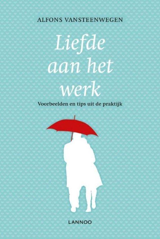 Cover van het boek 'Liefde aan het werk'
