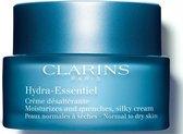 Clarins Hydra-Essentiel Crème Désaltérante Gezichtscrème - 50 ml