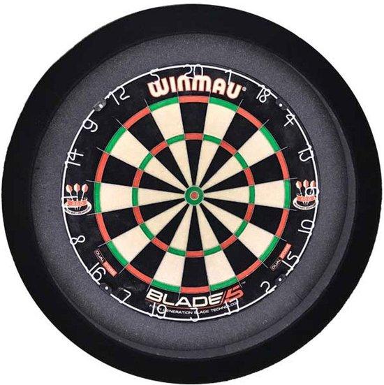 LENA Dartbord Verlichting BASIC (Zwart)