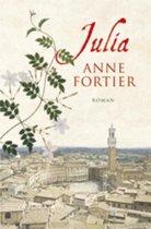 Omslag Julia. - Anne Fortier.