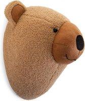 Dierenkop Teddybeer Childhome